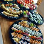 Sushi for your party