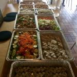 Catering for your party